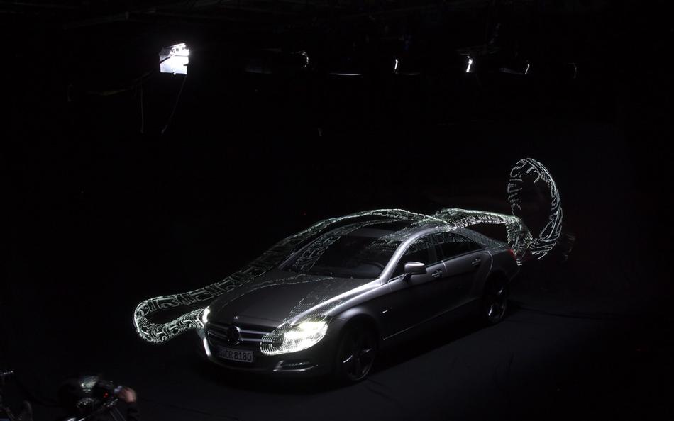 Mercedes-Benz Wushu