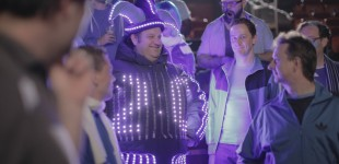 Football Supporter's LED Video Jacket