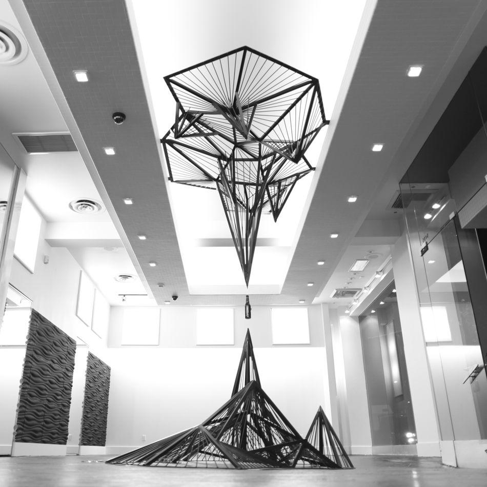 Becks Sapphire Installation
